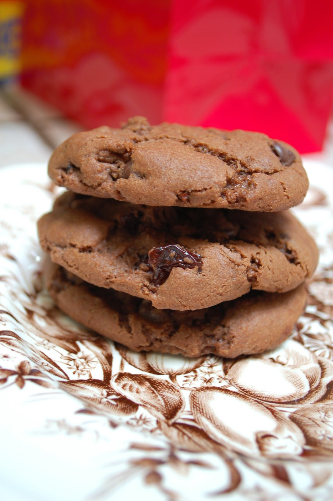 The Spice Garden: Black Forest Cookies