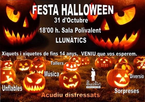 Alicante para ni os fiesta halloween para los peques en denia - Fiesta halloween infantil ...