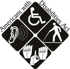 image of ADA logo