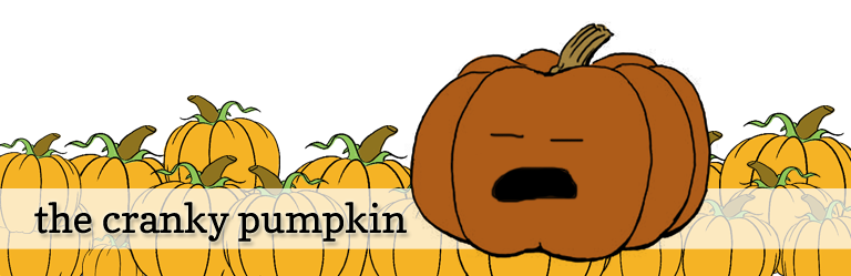 The Cranky Pumpkin