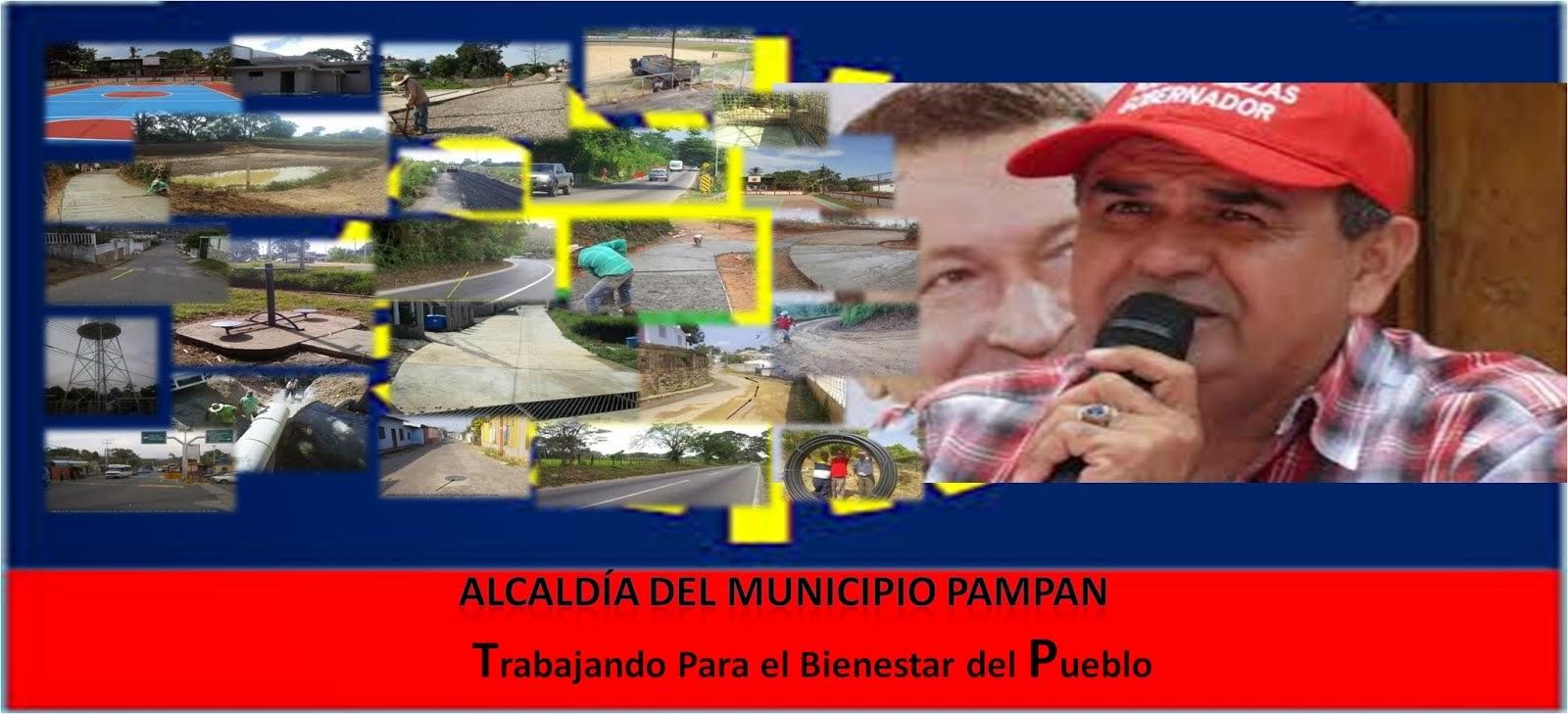 ALCALDÍA SOCIALISTA DE PAMPÁN