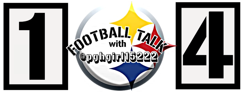 Football Talk With @Pghgirl15222