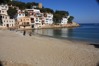 Sa Tuna beach in Begur