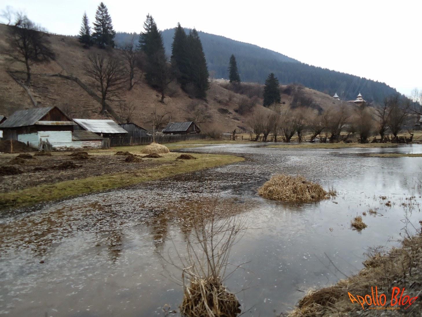 Inundatii Toplita