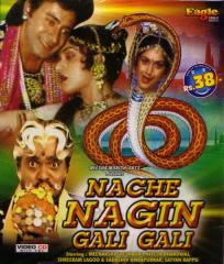 Nache Nagin Gali Gali 1989 Hindi Movie Watch Online