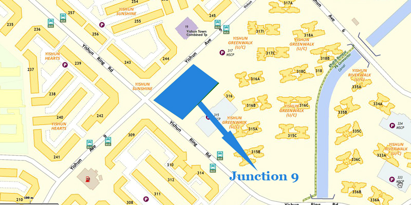 Pentup-demand at Nine Residences and Junction 9 Yishun !!!