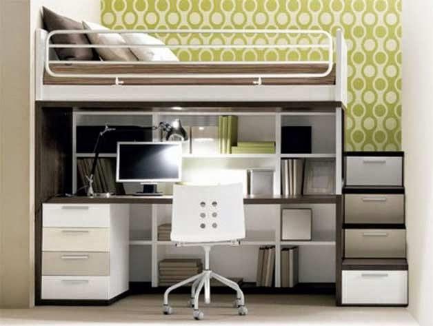 Cómo optimizar espacios reducidos decoración