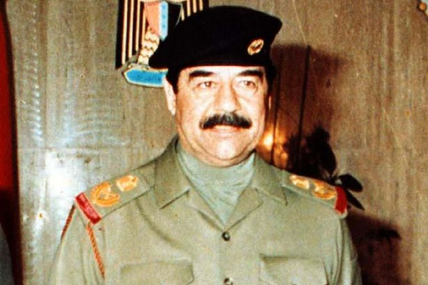 Saddam Husein Bangkit Lagi