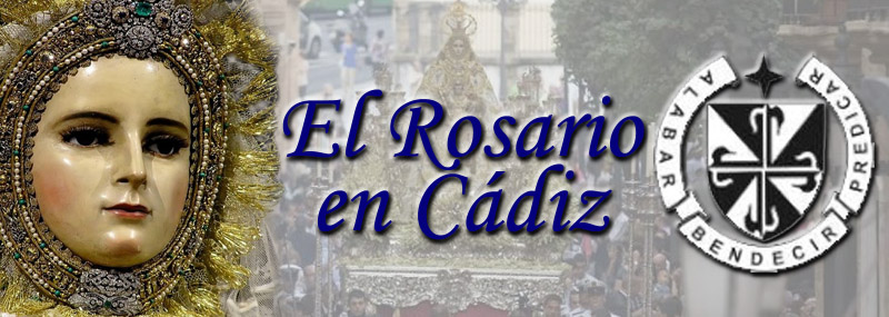 El Rosario en Cádiz