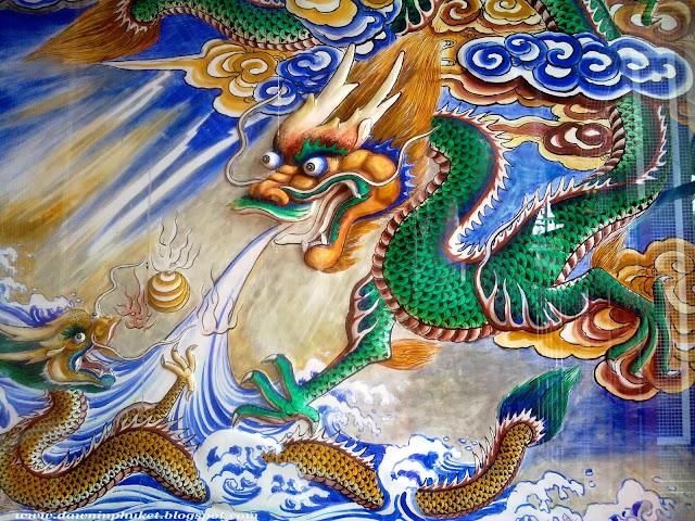 Year of the dragon, 2012, Phuket
