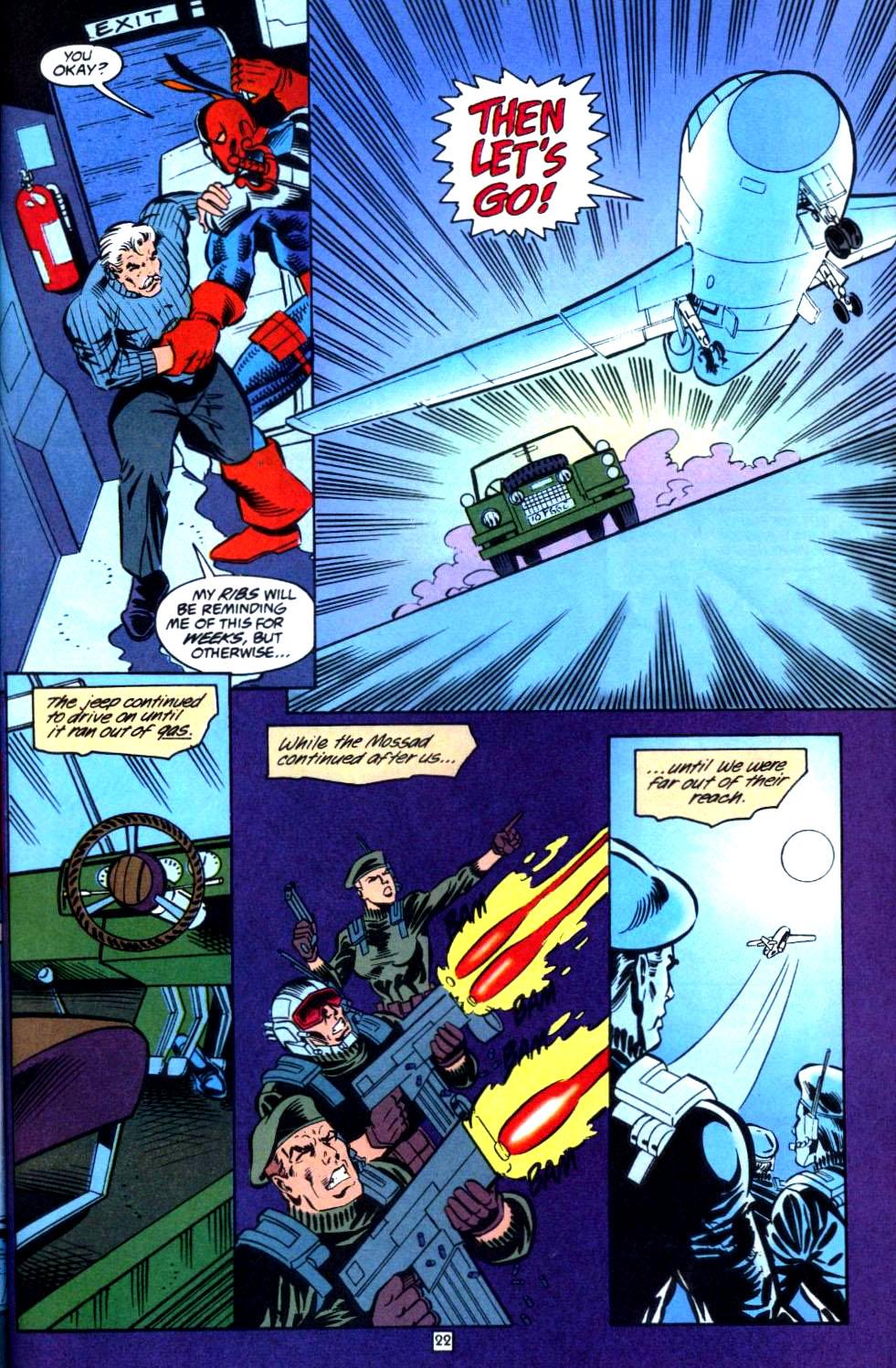 Deathstroke (1991) Issue #36 #41 - English 23
