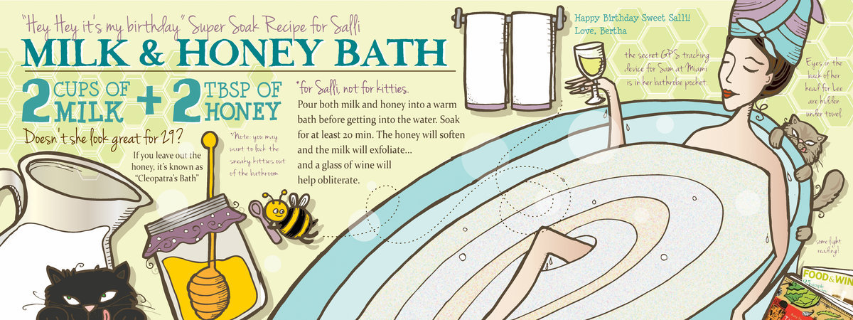 6 Homemade Milk Bath Recipes You Can Use to Pamper Your Body   -   Bathing in milk is a fantastic way to get soft, supple skin all over your body. Here are 6 homemade milk bath recipes you can use to give yourself a queen treatment at the comfort and privacy of your home.