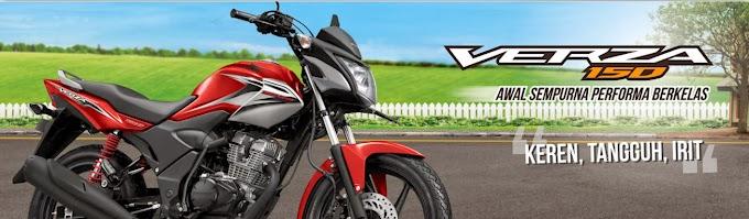 Honda Berhasil Rebut Segmen Sport Januari 2014