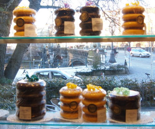 Cafe Bartningallee Berlin