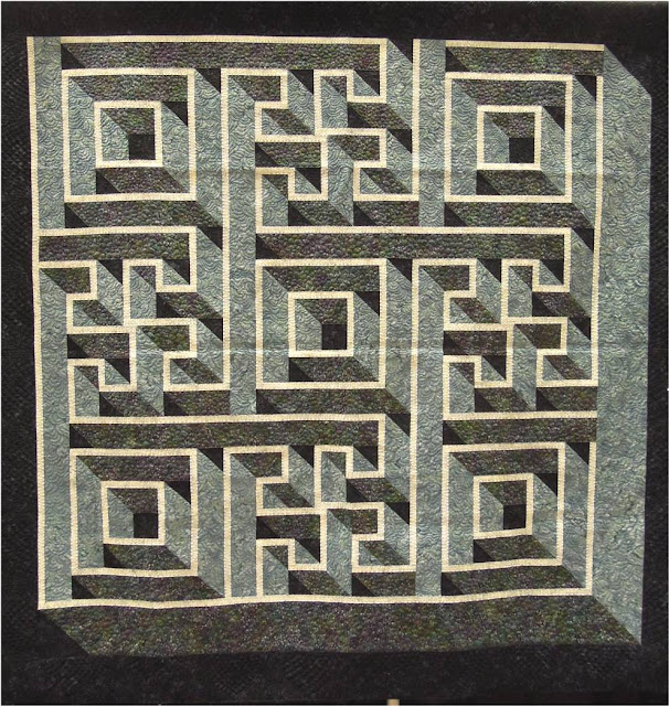 Labyrinth Quilt Pattern Download Clie For Cool Labyrinth Walk Quilt Pattern Free