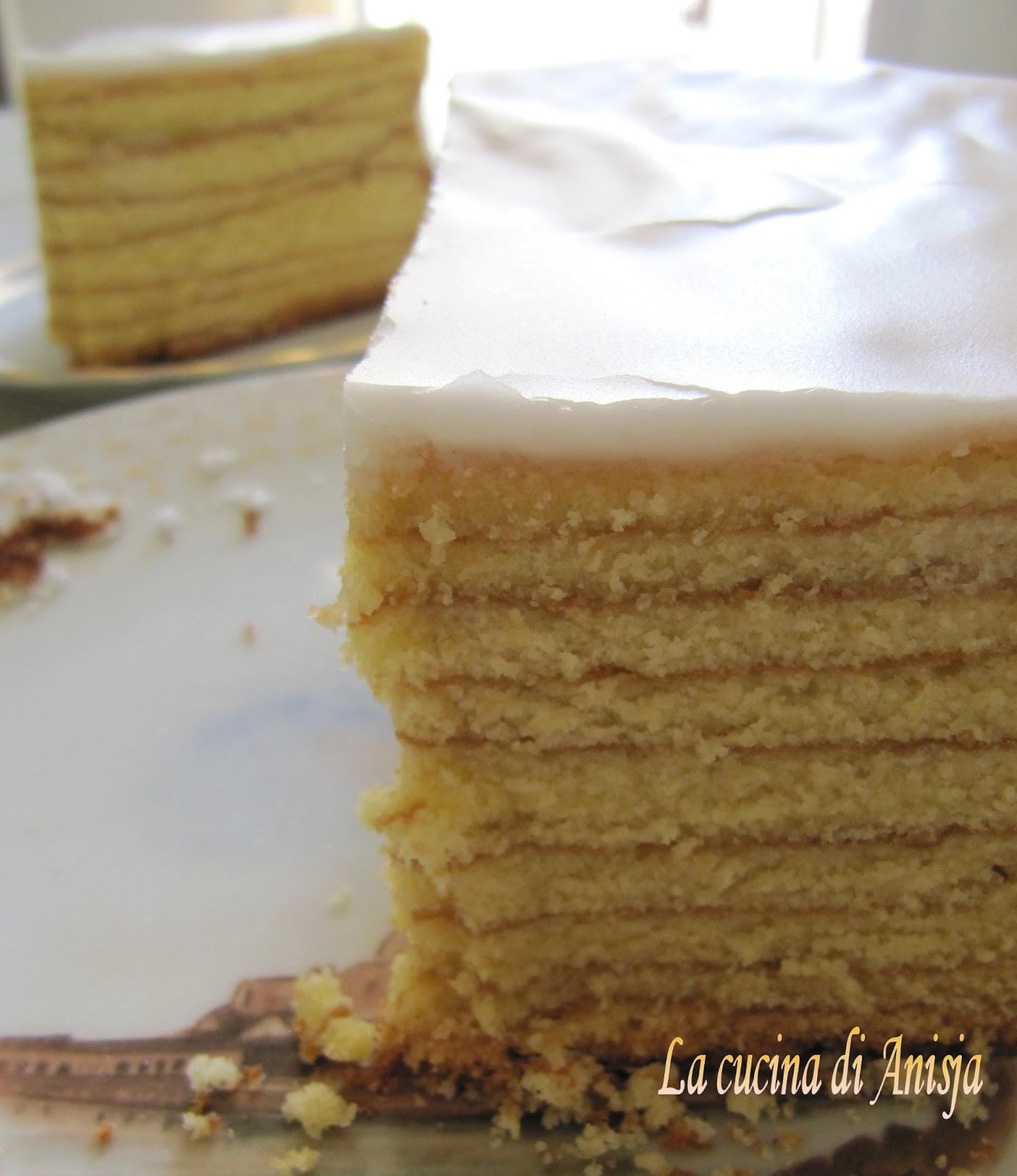 La cucina di anisja la torta baamkuch per l 39 abbecedario - La cucina tedesca ...