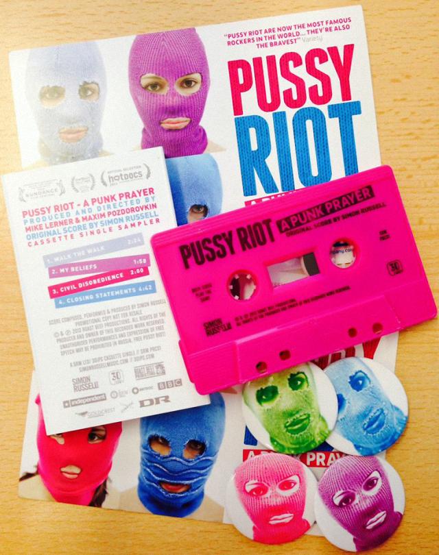 La película Pussy Riot: Una plegaria punk