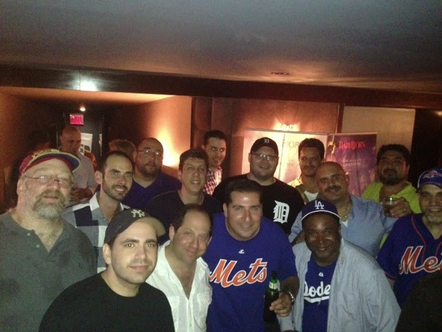 NYC Dads Group enjoy All-Star Dads Night Out