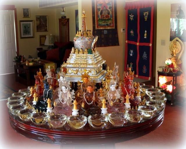 Vivianayoga como hacer un altar budista en casa for Decoracion casa budista