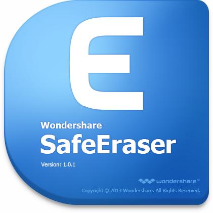 Wondershare SafeEraser 3.0.1.4