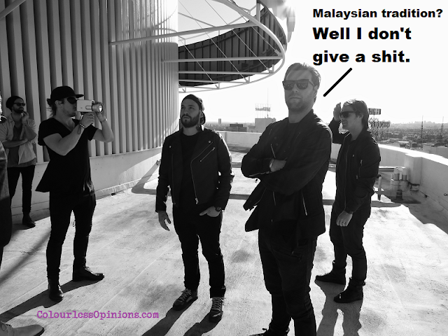 Swedish House Mafia Leave The World Behind 2014 movie still malaysia meme