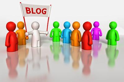 agar blog dikunjungi banyak orang