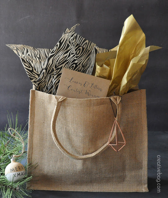 holiday gift wrapping | Creative Bag