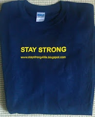 Get your STAY STRONG T-SHIRT!!