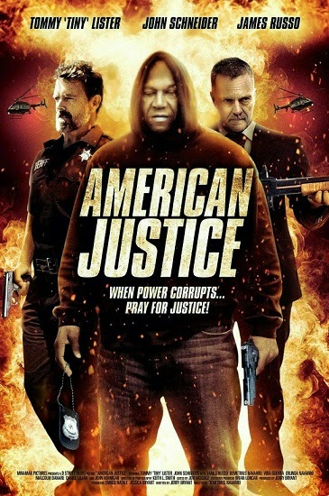 American Justice (2015) HDRip tainies online oipeirates