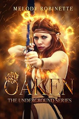 Oaken by Melody Robinette