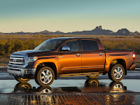 Japanese car photos - 2014 Toyota Tundra - 2