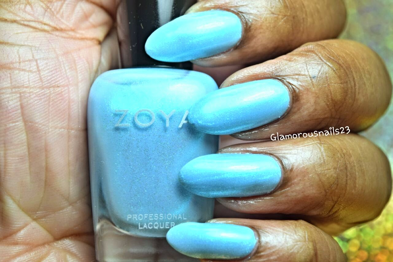 Rayne Swatch; Zoya Delight Collecton 2015