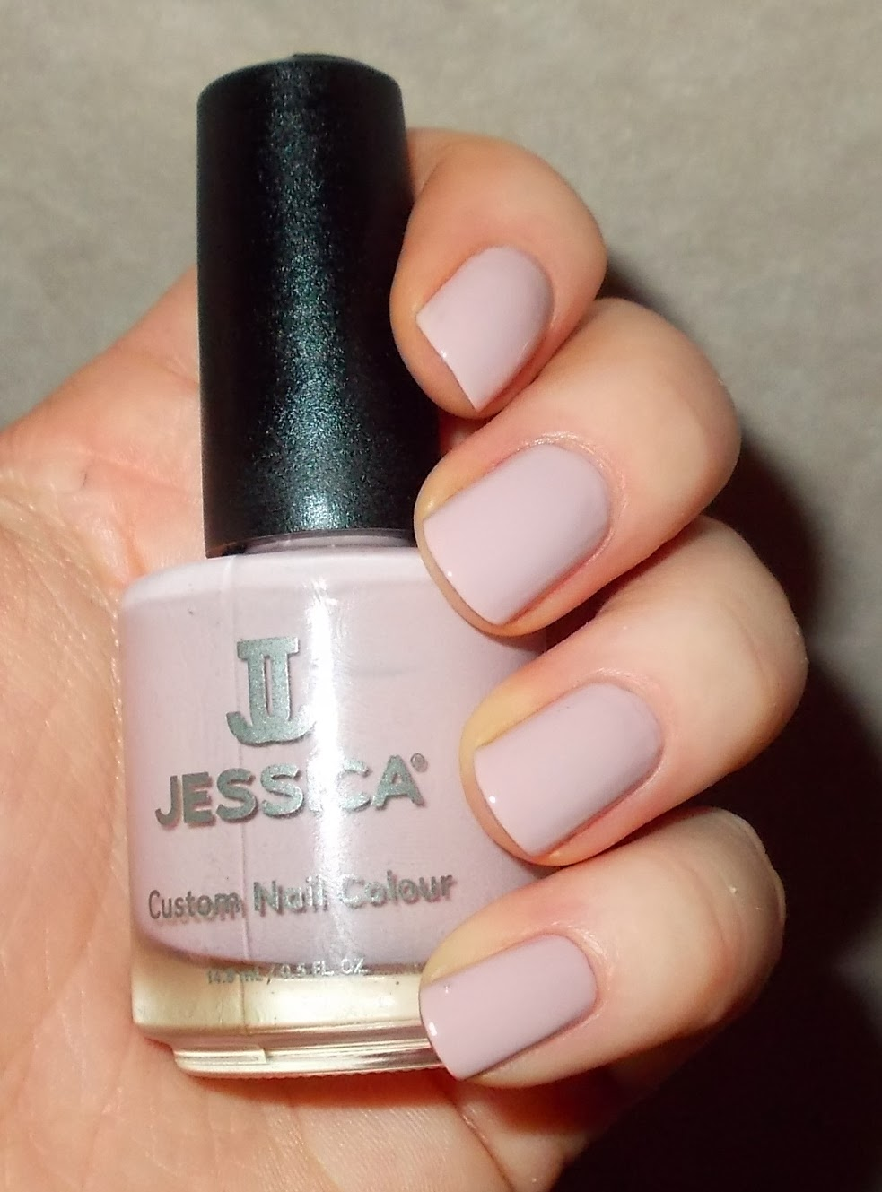 Unred Me Not Jessica Custom Nail Color In 723 Soar
