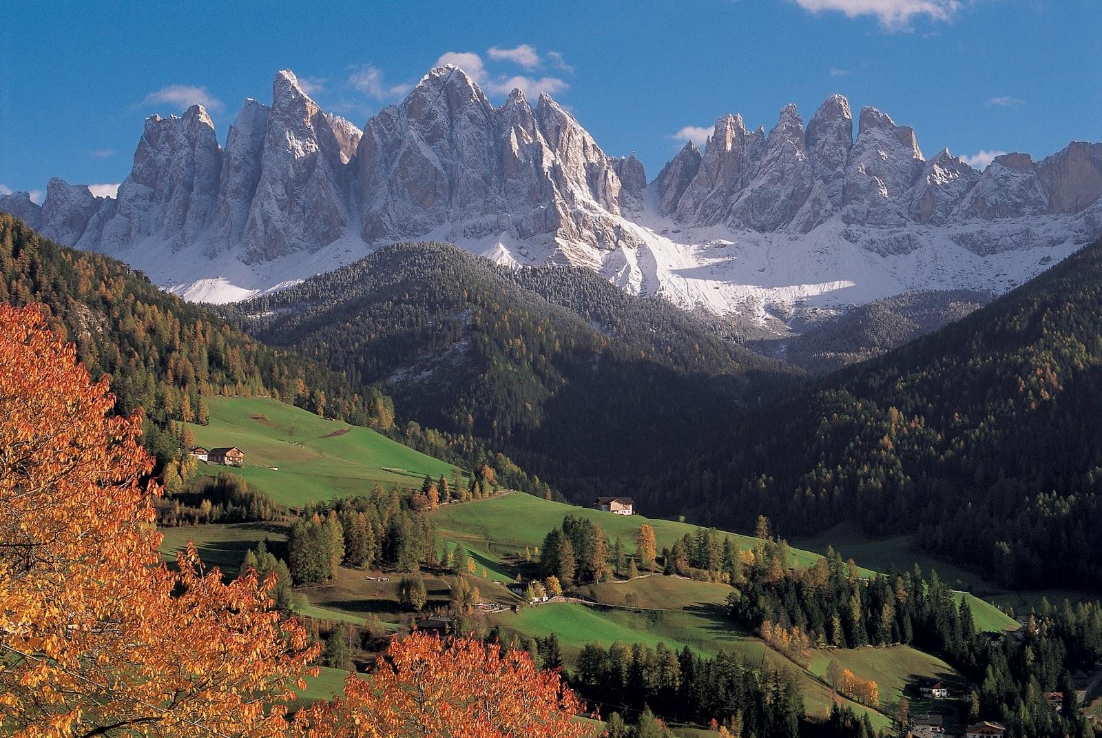 Top World Travel Destinations Bolzano Italy