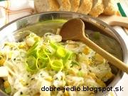 Zelerový šalát - recept