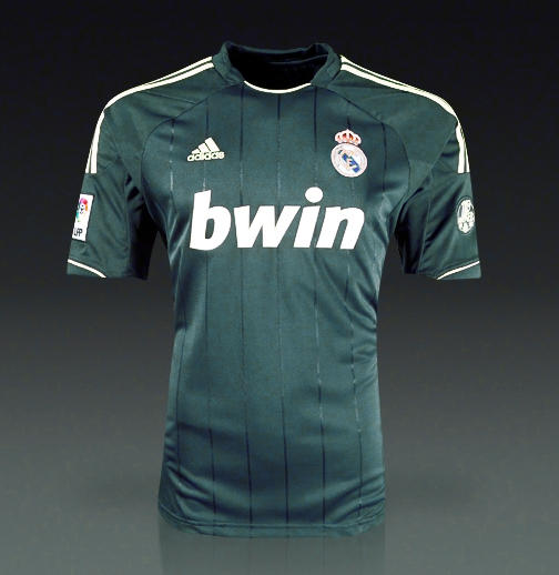 Est   Disponible El CHANDAL VERDE REAL MADRID 2012 2013 ADULTO Y
