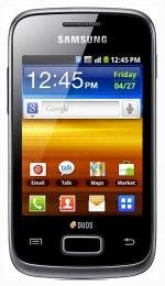 Review Spesifikasi Samsung Galaxy Y Duos S6102 Lengkap