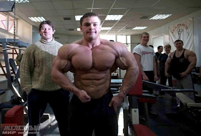 Alex Lesukov will prepare for the Arnold Classic 2012