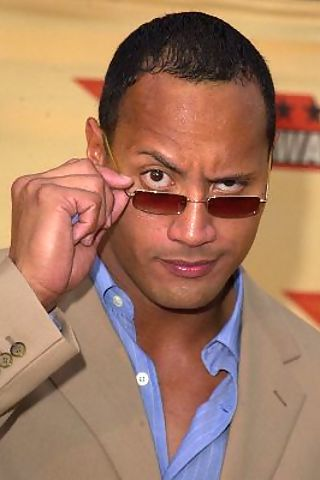 The Rock Dwayne Johnson Shades