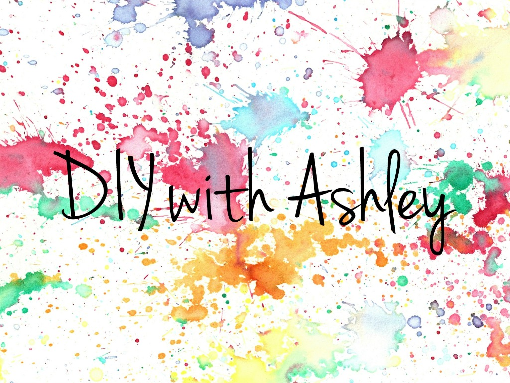 DIY with Ashley