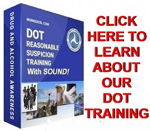 DOT Reasonable Suspicion Training Online