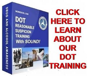 DOT Reasonable Suspicion Training Online