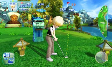 Download Let's Golf! 3 v1.1.0 + data