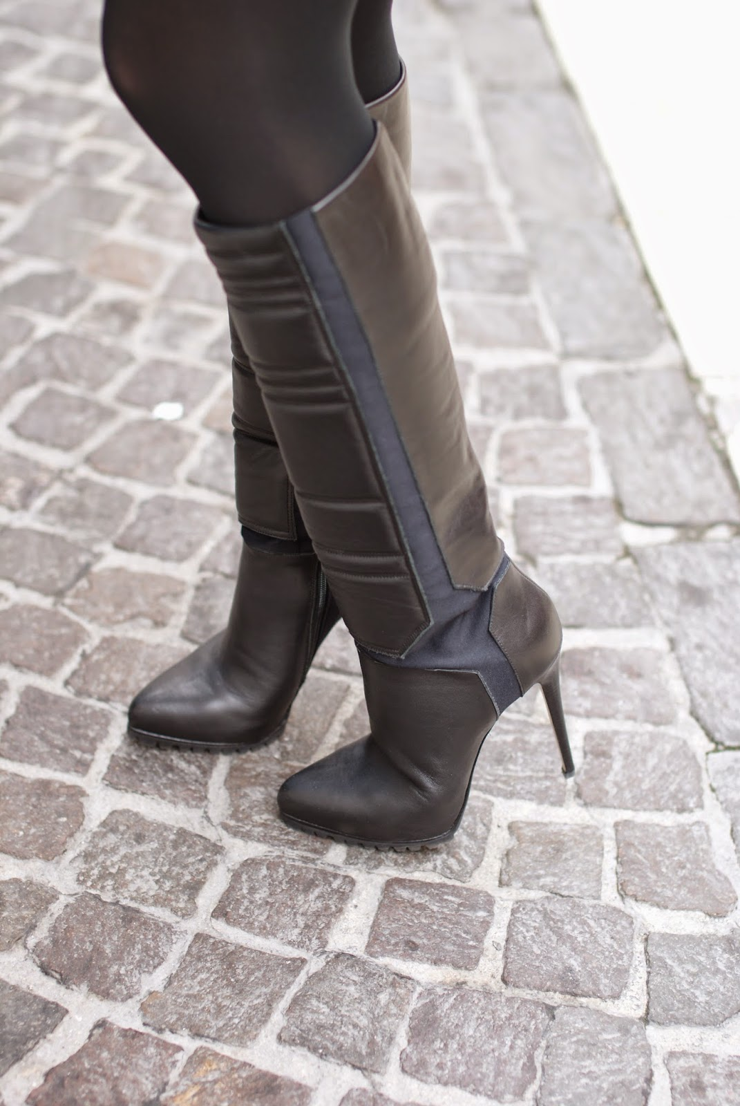 Le Silla boots, Fashion and Cookies, fashion blogger