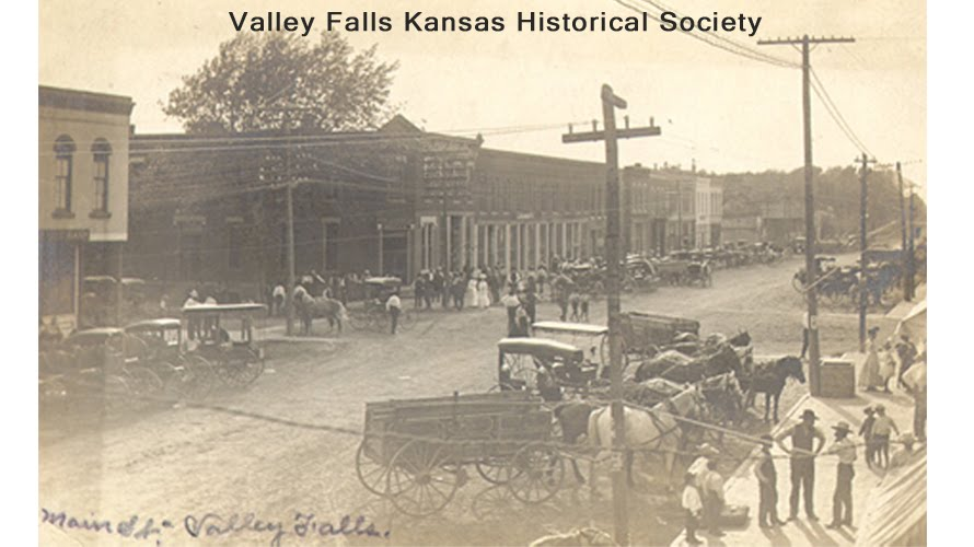 Valley Falls Kansas Historical Society