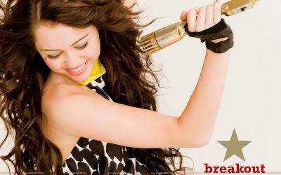 Miley Cyrus Album Breakout Wallpaper-1680x1050
