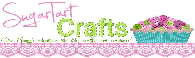 Old version of the Sugar Tart Crafts header