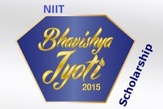 NIIT Bhavishya Jyoti Scholarship Result 2015