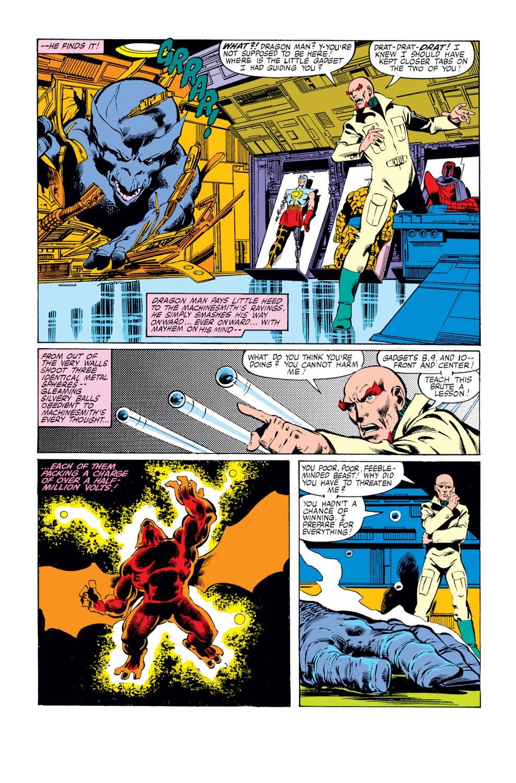 Captain America (1968) Issue #249 #164 - English 8