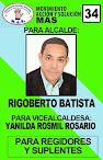 "Rigoberto Batista ""Sindico"""